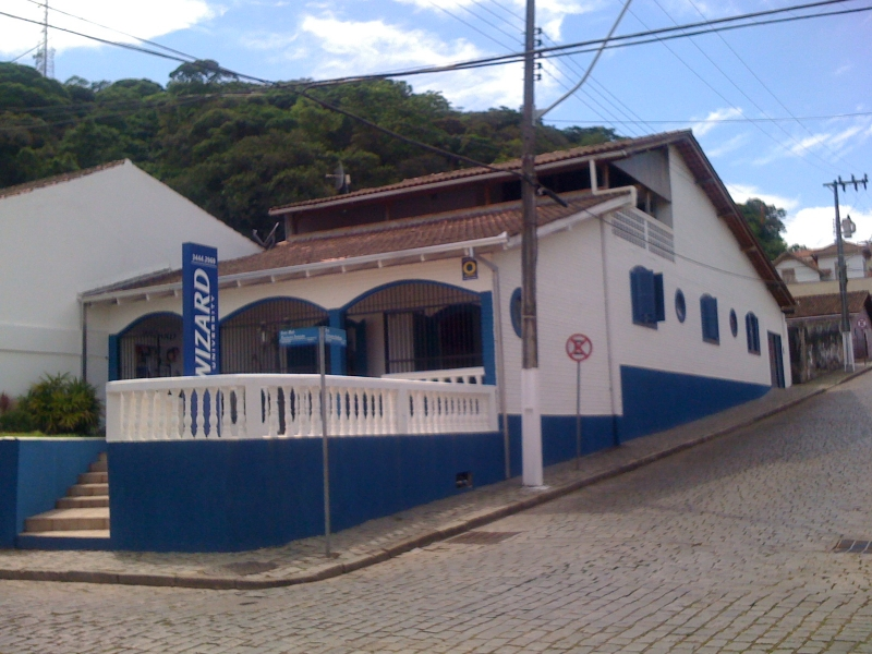 Wizard Sao Francisco do Sul - Marechal Floriano Peixoto, 220 - Centro Historico - Fone:47 3444-2969