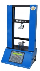 DinamÔmetro digital dv - 2010 - top line  linha papel  equipamento para a determinação da tração em papéis, cartões,