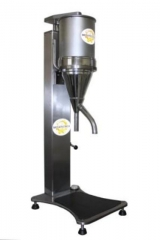 Schopper riegler pneumático  linha celulose  equipamento para a determinação da resistência à drenagem de suspensão aquosa de pastas celulósicas - grau sr; estrutura e base construídas em aço inox escovado e envernizado; requer ar comprimido (3 bar) para funcionamento; construído de acordo com normas técnicas abnt nbr 14031 e iso 5267 acompanha 1 copo sr (vidro); acessórios opcionais: - dispositivo de desaguamento rápido para correção do grau sr.; - canequinhas de consistência para sr., disponível de 2 a 10 % com divisões de 0,5 %;