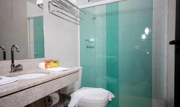 Foto Banheiro do Quarto do Hotel Fazenda -> Banheiro De Hotel Com Banheira
