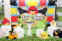 Angry birds clean