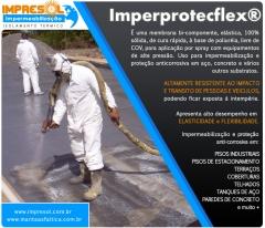 Poliureia - impermeabilização e alta proteção para pisos, áreas de transito de veiculos, proteção contra ataque de ácidos e solventes, protege pisos industriais contra transito de empilhadeiras