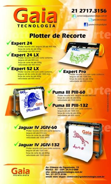 Plotter de Recorte é na Gaia Tecnologia!!! Visite nosso site: http://www.gaiatecnologia.com.br