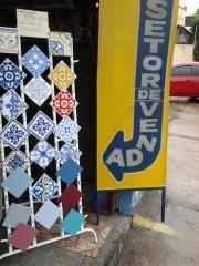 Azulejos para patchwork