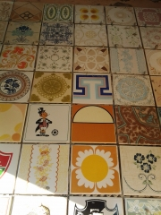 Painel  patchwork
