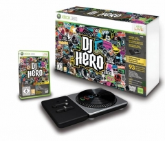 Jogo e acessorio: dj hero