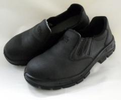 Sapato industrial para servicos de manutencao e limpeza
