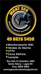 Foto 10 segurança no Santa Catarina - Mont seg Monitoramento