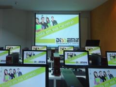 Laboratório da dissemine treinamento - visão 2