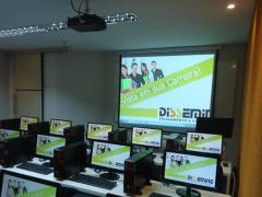 Laboratório da dissemine treinamento - visão 1