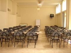Salão para convenções do hotel