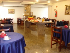 Restaurante do hotel