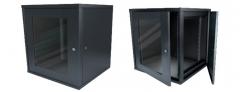 Mini rack de parede: projetados para proporcionar segurança total no acesso aos equipamentos.