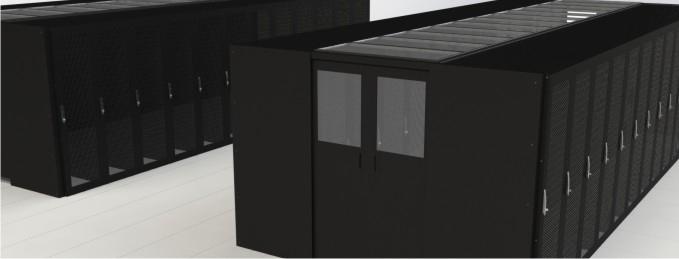 O sistema de enclausuramento da Multiway Data Center foi desenvolvido com o objetivo de reduzir o PUE (Power Usage Effectiveness) em Data Centers. A versatilidade do sistema viabiliza sua implantação tanto em novas instalações, quanto em instalações já existentes. Além disso, este sistema possibilita o controle de temperatura, diminue o consumo de energia e aumenta a eficiência dos servidores.