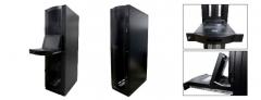 IT Server Rack - Rack com design abaulado e com gaveta TFT
