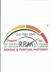 Rpm rápido pontual motoboy - foto 27