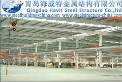 Qingdao havit steel structure co.,ltd-estruturas metálicas, galpões, barracão,  planta industriais - foto 17