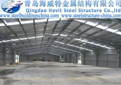 Qingdao havit steel structure co.,ltd-estruturas met�licas, galp�es, barrac�o,  planta industriais - foto 17