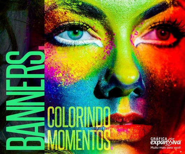 Banners eternizando momentos!