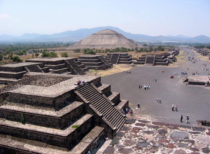 Conheça Teotihuacan - México com Master Class