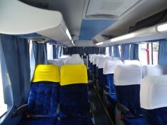 Micro-ônibus confortáveis