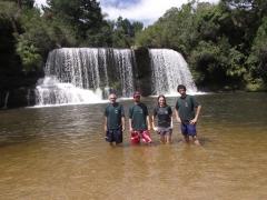 Ecoturismo - cachoeira
