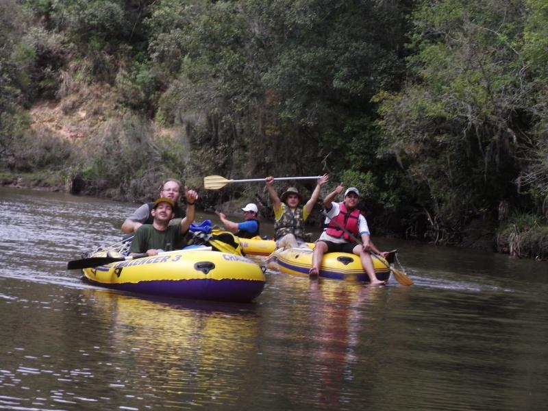 EcoTurismo - Expedição Rio Iapó