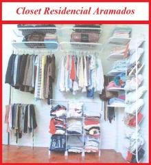Closet residencial aramados - catete/rj - foto 9