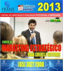 Marketing estratégico para líderes e gestores