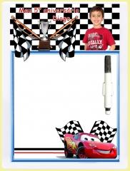 Lousinha m�gica com tema carros