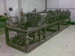 Dispositivo para solda do chassi (longarina) spander sollus
