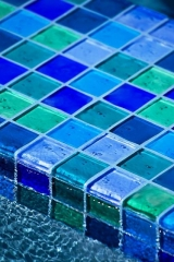 Pastilhas de vidro crystal pastilhart - www.pastilhart.com.br