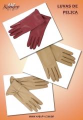 Luvas de couro social - www.kabupy.com.br