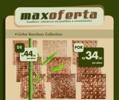 Pastilha de bambu pastilhart - www.pastilhart.com.br