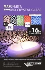 Pastilha de vidro promoção pastilhart - www.pastilhart.com.br