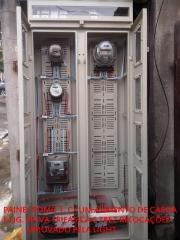 Painel tipo pdmd 1. montagem e trÊs relocaÇÕes, um aumento de carga e uma ligaÇÃo nova. já totalmente aprovado pela light.  tel: ( 21 ) 2281-8297 ou ( 21 ) 99161-4118. antonio