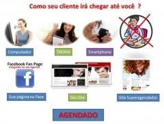 Como seu cliente ir� chegar at� voc� - superagendadorbrasilia.com