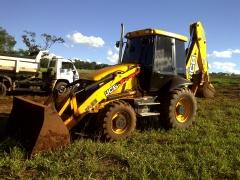 Retro - escavadeira
