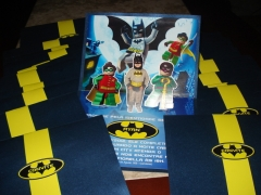 Convite 3d batman