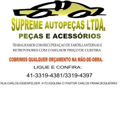 Supreme autopeÇas ltda. - foto 14
