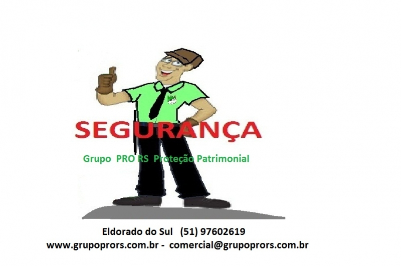 Grupo PRO RS Proteção Patrimonia