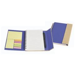 Bloco para anotações e agendas