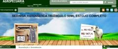 Www.lojaagropecuaria.com.br - cliente webvenda