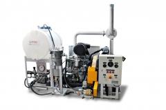 Conjunto de alta pressão de hidrojato
