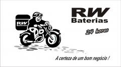 Rw baterias a certeza de um bom negocio!