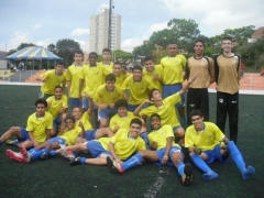 Sub-17, Copa SP da APF.
