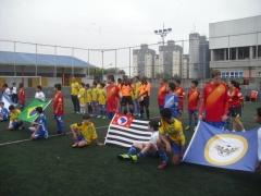 Abertura Copa das Confederações Olímpia 2013!