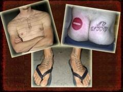 Tatuagens realizadas no studio 13 tattoo