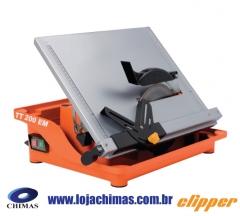 Máquina clipper tt200 em corte de azulejo, pisos e porcelanatos