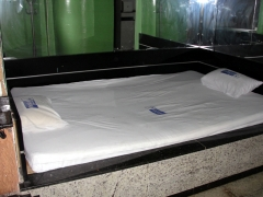 Su�te Vip com duas camas liberadas para os Casais